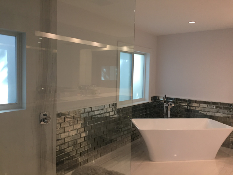 Jupiter FL remodel new construction bathroom tub